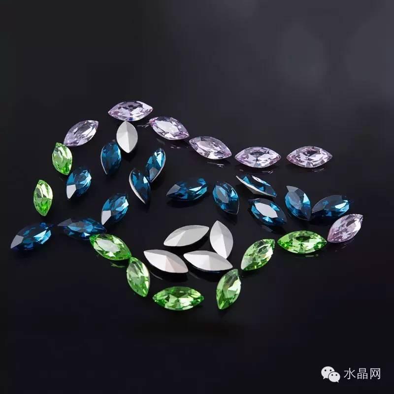 【水晶元素】各种国产顶级款式水晶玻璃钻,水晶花式石