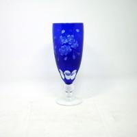 玻璃高脚杯刻花TG-004