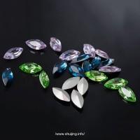 马眼k9水晶异形钻,高档服饰辅料,时尚宝石配件