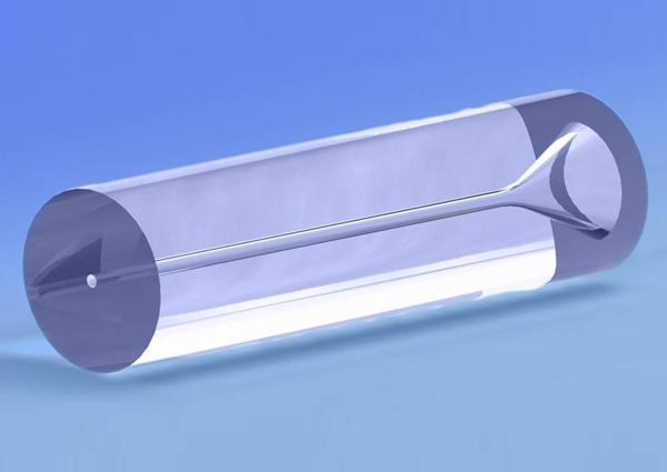 光纤及通讯行业中的精密喇叭口毛细玻璃管生产定制