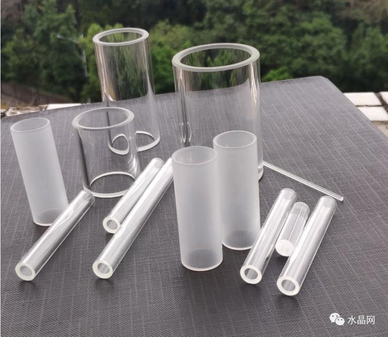 内径47MM以上的玻璃管精密深加工,精密高硼硅,石英玻璃管等开发定制。